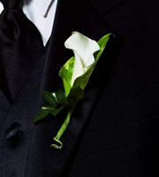 FTD Calla Lily Promise Boutonniere