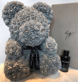 Medium Rose Bear-3