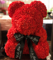 Medium Rose Bear-4