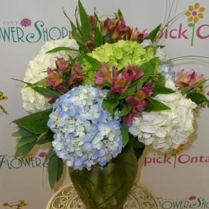 Mother\'s Day Florist Designed Vase Arrangements