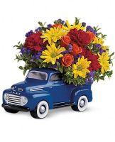 '48 Ford Pickup Bouquet