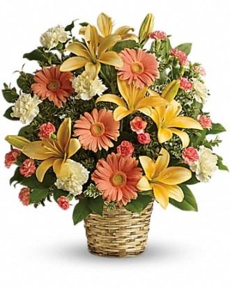 Soft Sentiments Bouquet