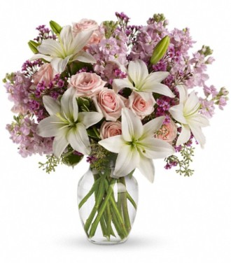 Blossoming Romance Bouquet