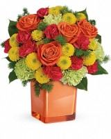 The Citrus Smiles Bouquet