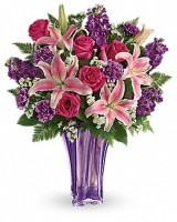 The Luxurious Lavender Bouquet