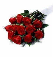 Dozen Red Roses Medium Stem