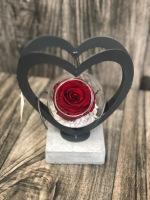 Eternity Rose Heart
