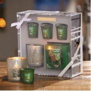 Yankee Candle Balsam & Cedar Gift Set