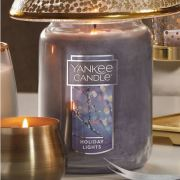 Yankee Candle Holiday Lights