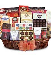 California Grand Gift Basket