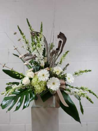 Touch Of Birch Arrangement