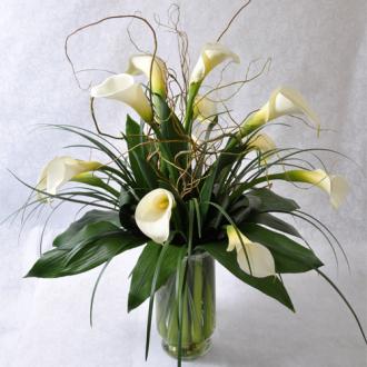 CARISMA FLORISTS® Calla Lily Bouquet CF-06