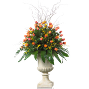 CARISMA FLORISTS® Cherry Brandy Container
