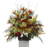 CARISMA FLORISTS® Basket Arrangement