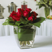 CARISMA FLORISTS® Exotic Green Vase
