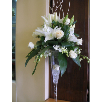 Carisma Florists® Wedding 044