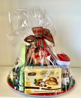 WINTER WONDERLAND BASKET