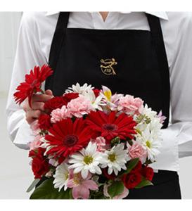 Florist Designed Wrapped Bouquet