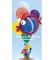 Ballon Poisson Latex