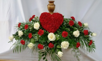 Casket Spray OR Urne Arrangement