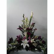 Bouquet vers le ciel