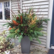 'Harmony' Winter Urn