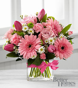 The FTD® Blooming Vision™ Bouquet by Better Homes and Gardens®
