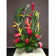 The Stunning Hawaiian Bouquet