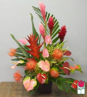 Beretania's Aloha Tropical Bouquet <b>[Tropical Varieties Vary] </b>
