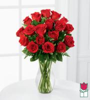 Beretania's 1.5 Dozen Medium Stem Rose Arrangement