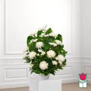 lokahi sympathy arrangement funeral flower delivery in honolulu