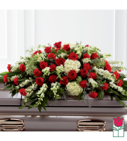 Beretania's Sincerity Casket Spray