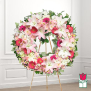 Anahola funeral wreath delivery in honolulu hawaii funeral florist flowers