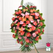 Beretania's Pupukea Tropical Wreath