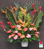 Beretania's Kahala Tropical Arrangement