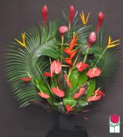 Beretania's Nuuanu Tropical Arrangement