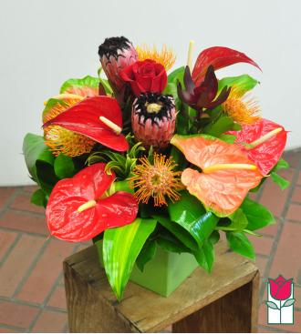 Beretania\'s Paradise Tropical Bouquet