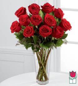 <b>[LIMITED SUPPLY]</b>Valentine's Beretania's Premium Red Rose Masterpiece (30% Larger flower)