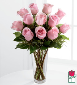 <b>[SOLD OUT]</b> Valentine's Beretania's Premium Pink Rose Masterpiece (30% Larger flower)