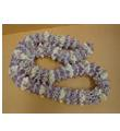 Rope Crown White & Purple