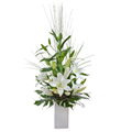 Arrangement of Lilies