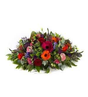 Funeral Arrangement Oval