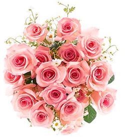 Delicate Rose Bouquet