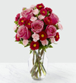 FTD Precious Hearts Bouquet $54.99