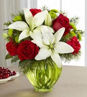 The FTD® Winter Elegance™ Bouquet
