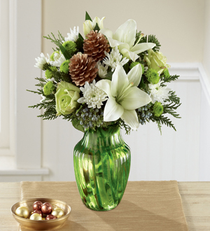 Holiday Cheers Bouquet