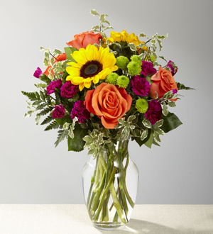 The FTD® Color Craze™ Bouquet