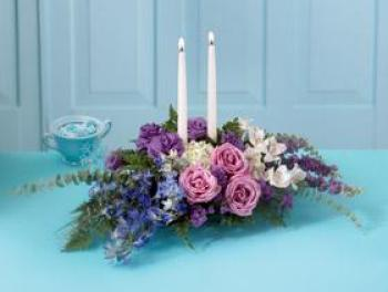 The FTD® Festival of Lights™ Centerpiece