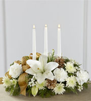 The FTD® Season's Glow™ Centerpiece