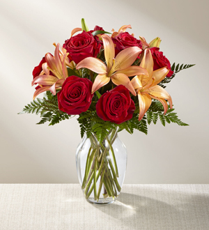 The FTD® Fall Fire™ Bouquet